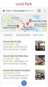 Local-pack-google-mijn-bedrijf