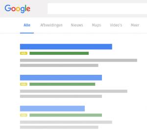 Google ads campagnes amsterdam