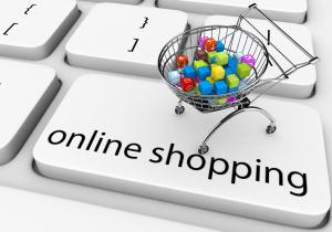 principen van online shopping